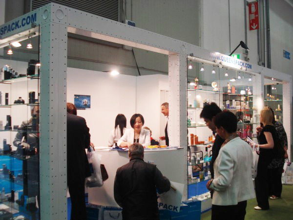 COSMOPROF(COSMOPACK) ITALY 2008 1